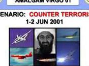 9/11 Osama Laden AMALGAM VIRGO June 2001 Wargame Cover Fake?