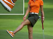 Nike Golf Shoes Michelle Wie, Anthony Show True Colors Course