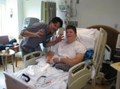 Video: True Blood's Manganiello Visits Children's Hospital Pittsburgh