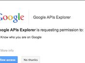 Google+ APIs Released