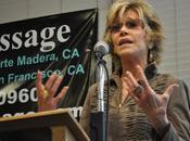 "Jane Fonda Shares Gospel ""Prime Time"""