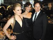 Anna Paquin Stephen Moyer Attend Emmy Governor's Ball