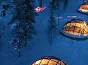 Glass Igloos With Magnificent Northern Lights Views