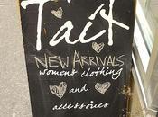 Boutique Hunt: Tait