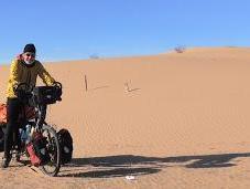 Adventurer Making Human Powered Circumnavigation Globe