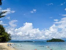 Discovering Sabah: Manukan Island Saracen Reef World