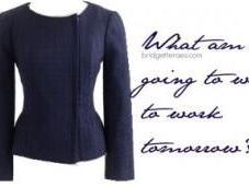 What Going Wear Work Tomorrow? Feminizing Menswear Trend