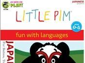 Little Ones Started Learning Second Language with Pim!
