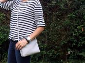 Stripes Super Skinny Jeans