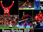 Robin Persie Turns 30... Wish Here What Expect from This Year??