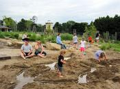 Tamarack Nature Center... Engages Kids Creative Play Hours!