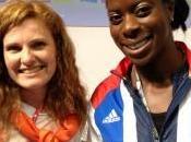 When Girl River 400m World Champion Chrissy Ohuruogu