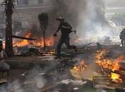 Egypt Flames
