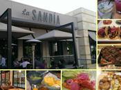 Skinny Jeans Pinto Beans Sandia Santa Monica Place! NEW! Latin Light Menu!