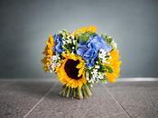 Kate John's Sunsets Sunflowers Wedding Blog from Midland Hotel Morecambe