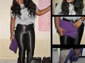 Disco Pants Checker Blazer