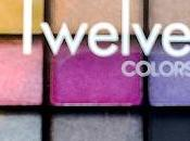 Review: Perfect Twelve Colours Palette