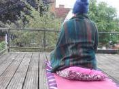 Morning Meditation Roof Terrace