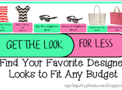 Look Less: Designer Looks with Prices