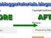 Remove Blogger Attribution Gadget Blog