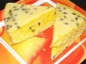 Passion Fruit Cake {Recipe}