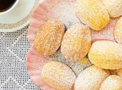 Classic Lemon Madeleines with Brown Butter
