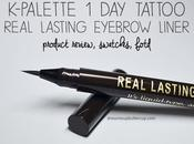 Product Review: K-Palette Tattoo Real Lasting Eyebrow Liner (Grayish Brown)