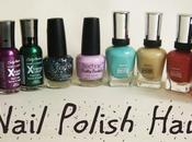 Nail Polish Haul.