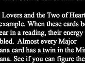 Tarot Twin Cards