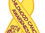 It's National Childhood Cancer Awareness Month. Warrior Running Support Research. Help.