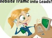 Convert Website Traffic into Leads Your Business