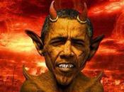 Obama Satan Picture Goes Viral Middle East