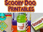 Free Printable Friday: Scooby Printables