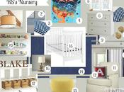 E-Design: RS's Blue Gray Nursery