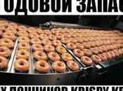 Krispy Kreme Ready Grand Opening Moscow Tomorrow