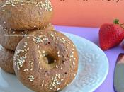 Whole Wheat Bagels Make Home with Step Pictures