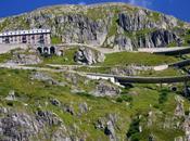 Wheel Traces Goldfinger's James Bond: from Furkapass Down Gletsch