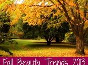 Curated: Fall Beauty Trends 2013