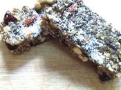 No-Bake Granola Bars (gluten-free, Sugar)
