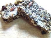 No-Bake Granola Bars (gluten-free, Sugar)