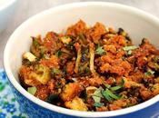 Kakarakaya Podi Kura (Bittergourd Curry)