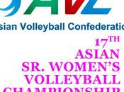 17th Asian Senior Women's Volleyball Championship 2013 Schedule Matches Today (MNL Time) Live Streaming