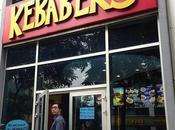 Kebabers: Cheese Kebabs