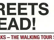 Thoughts Guiding Walking Tours…