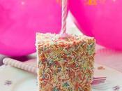 Sprinkles Funfetti Layer Cake with Swiss Meringue Buttercream