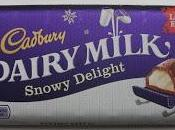New! Cadbury Dairy Milk Snowy Delight (Limited Edition) Review