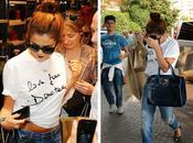 Selena Loves Versace