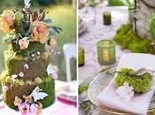 Green Moss Wedding Ideas
