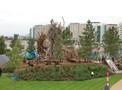 Tumbling Playground, Queen Elizabeth Olympic Park