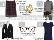 Simple Textural Style Updates Fall